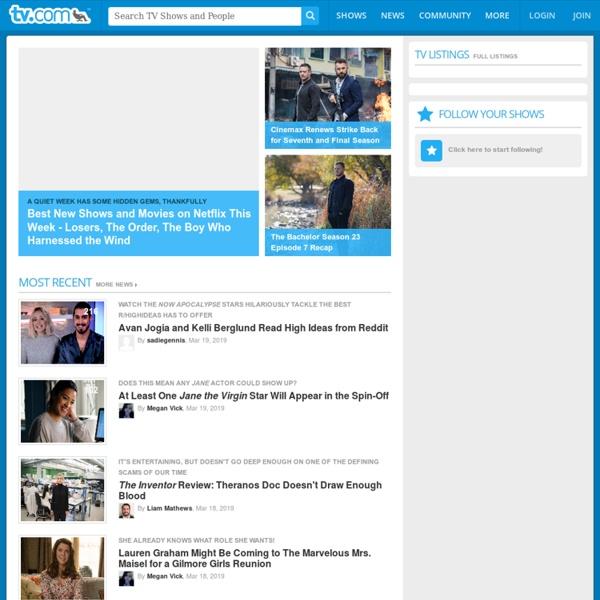 Watch TV Shows & Movies Online - Clicker.tv