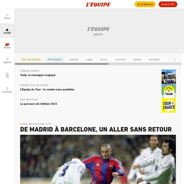 L'Équipe.fr