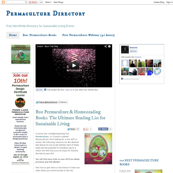 Permaculture Directory
