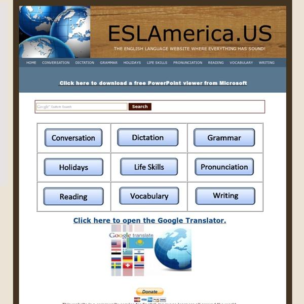 ESLAmerica.US