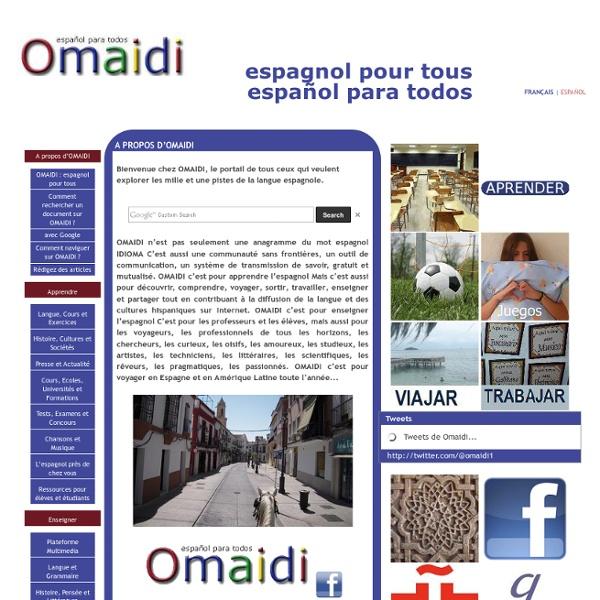 Omaidi - l'espagnol pour tous (gratuit)
