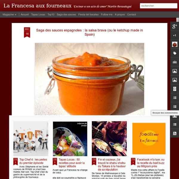 Saga des sauces espagnoles : la salsa brava (ou le ketchup made in Spain)
