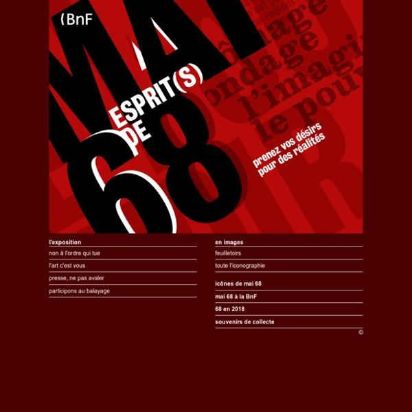 Esprit(s) de mai 68