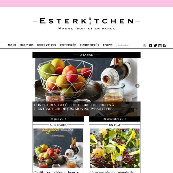 Esterkitchen - Que se passe-t-il dans ma cuisine ?