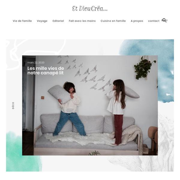 Family blog in Paris