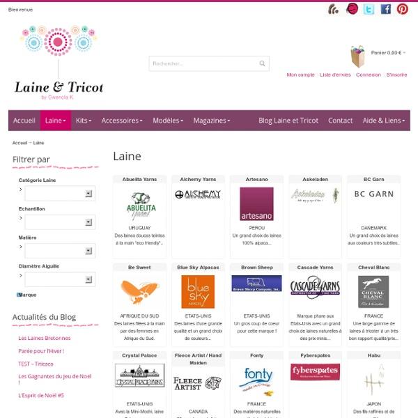 Laine-et-tricot.com