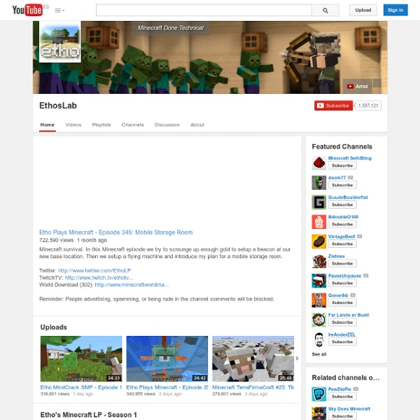 Minecraft Done Technical