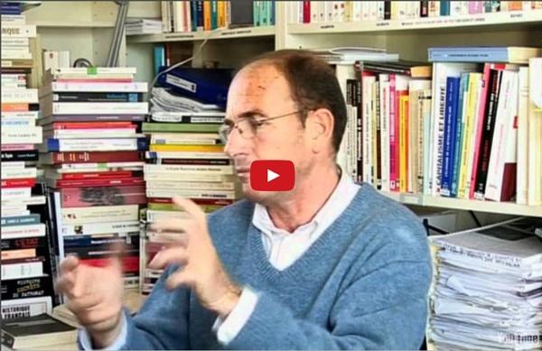 Etienne Chouard 1/2 comment les banques ruinent les Etats