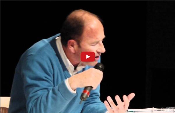 Etienne Chouard. — Partie III. — Conférence de Lyon, mars 2012.