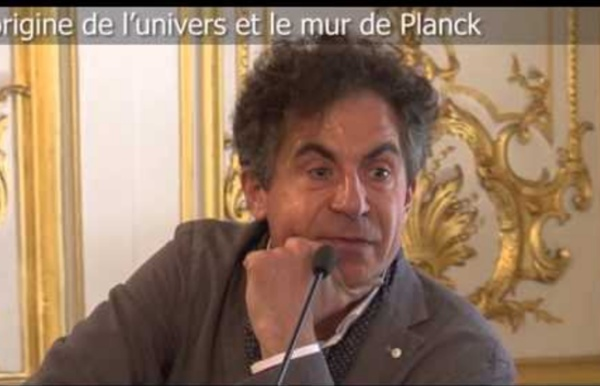 Etienne Klein : L'origine de l'univers et le mur de Planck