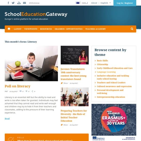 EU Gateway - Homepage