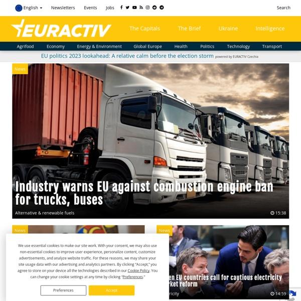 European Union Information Website (EU and Europe)