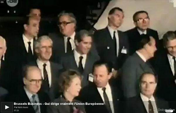 Brussels Business - Qui dirige vraiment l'Union Européenne