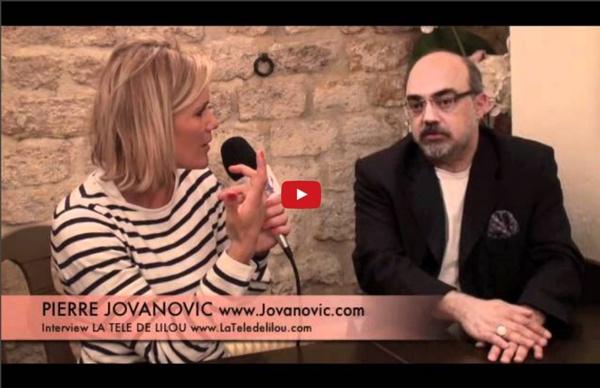 Pierre Jovanovic à propos de la Finance