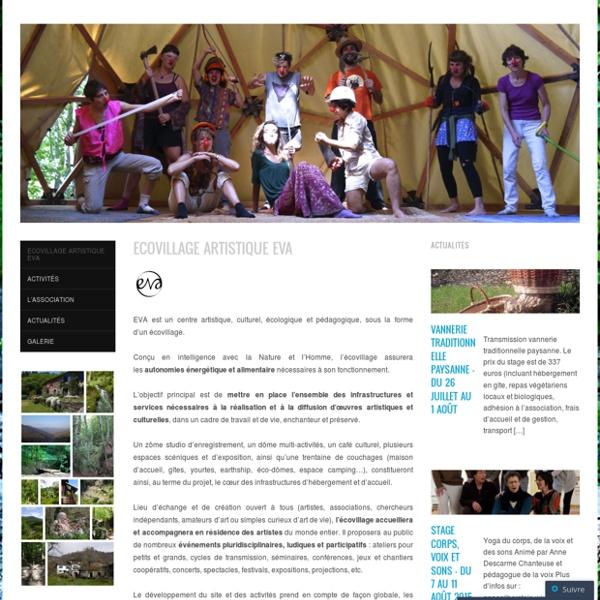 Éco-Village Artistique