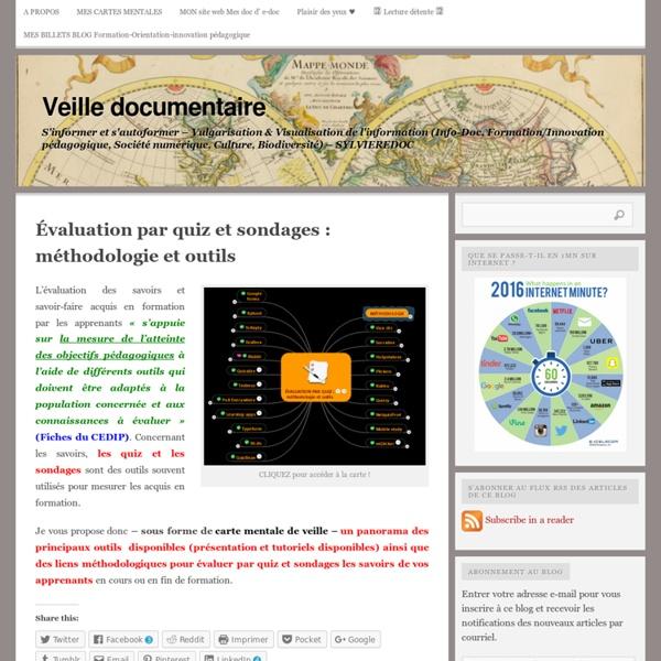Évaluation par quiz et sondages : méthodologie et outils