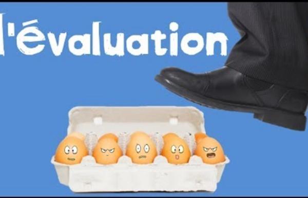 """L'évaluation (version française de la capsule """"Evaluation"""")"""