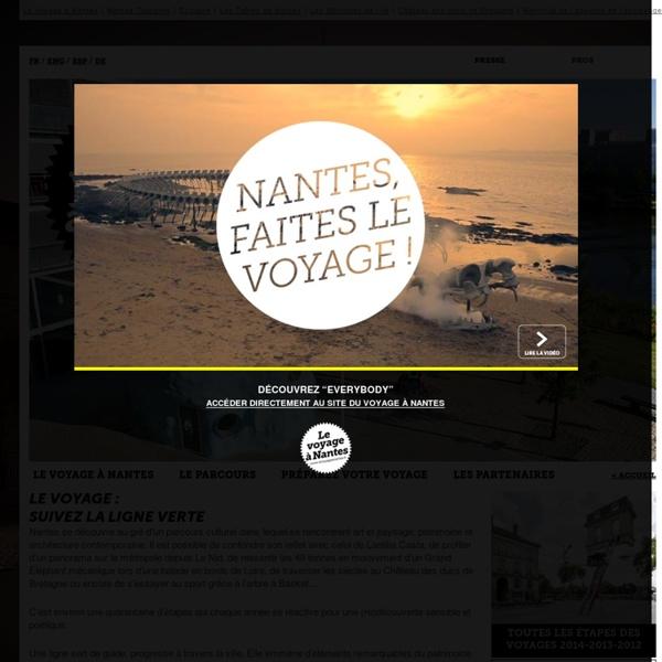 Evènements, expositions, visites à Nantes