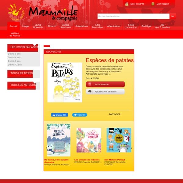 Evenements - Marmaille et compagnie - Livres jeunesse