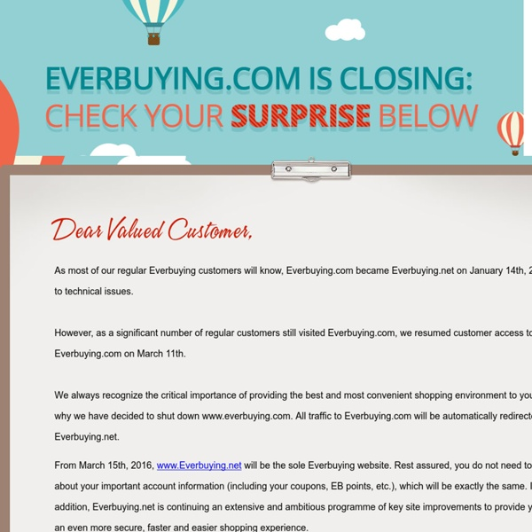 Everbuying: Online Shopping - Cell Phones, Tablet PC, Gadgets, LED Lights & more