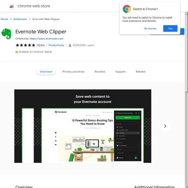 WebClipper網頁內容, 畫面擷取, 網頁相片儲存, 網頁網址書籤