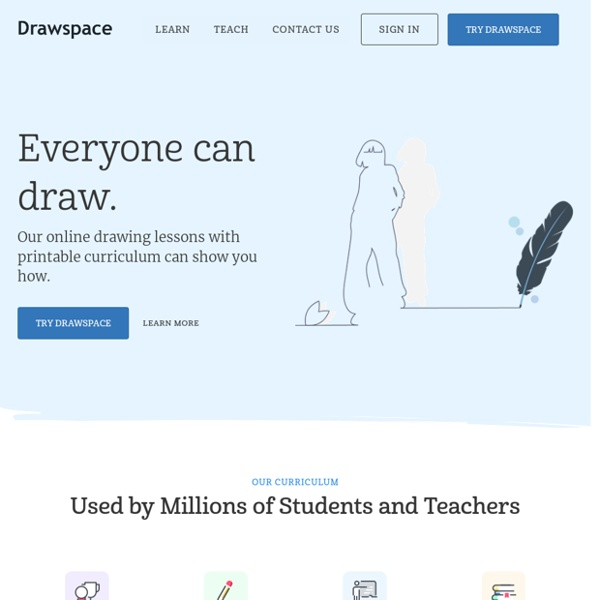 Drawspace: Now everyone can draw
