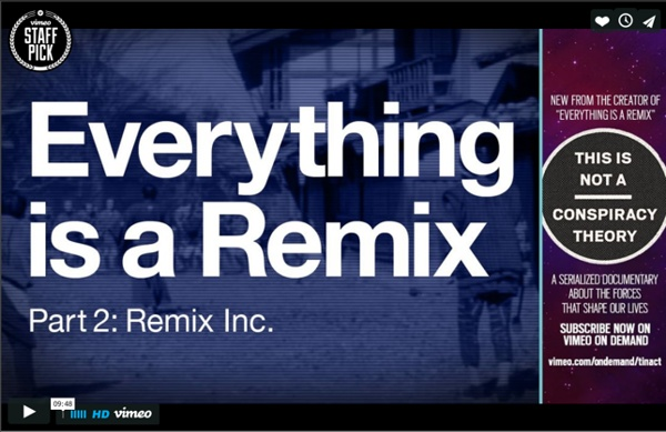 Everything is a Remix Part 2