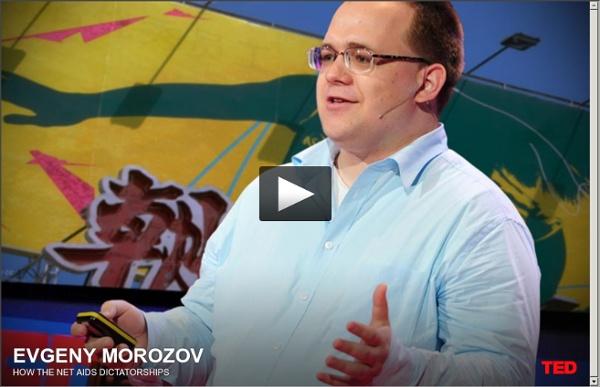Evgeny Morozov: How the Net aids dictatorships