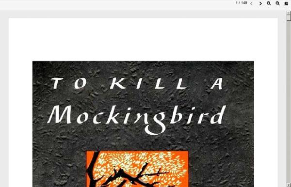 to kill a mockingbird awp