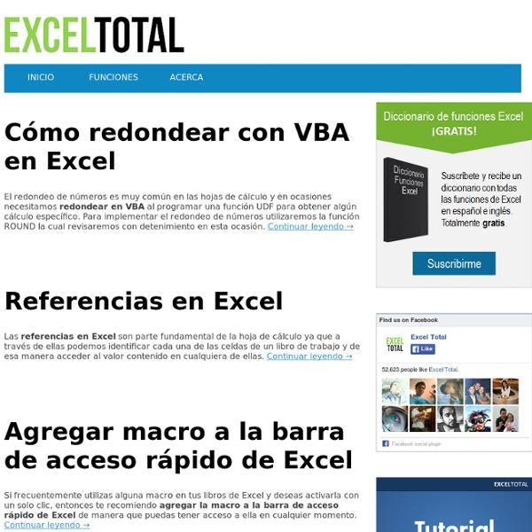 Expertos en Excel