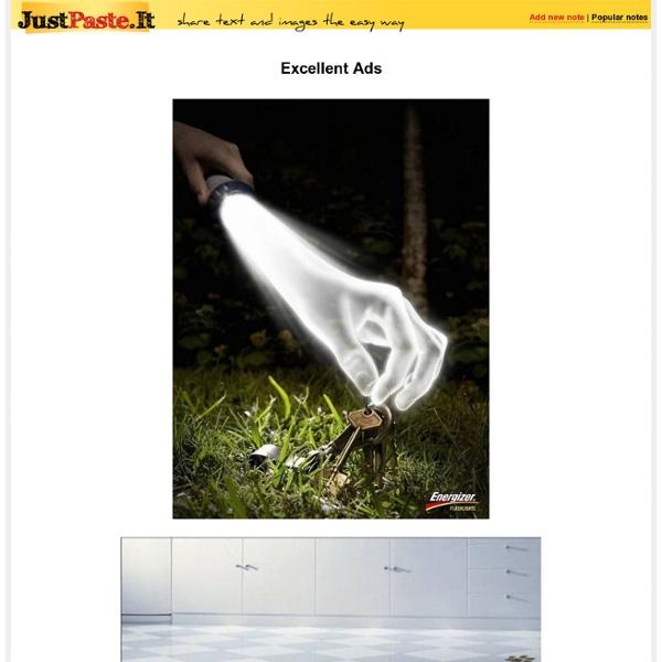 Excellent Ads ... - justpaste.it - StumbleUpon