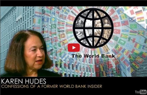 EXCLUSIF, interview de Karen Hudes, ex-employée de la Banque mondiale