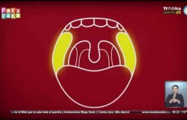 Zamba -cuerpo humano: la boca