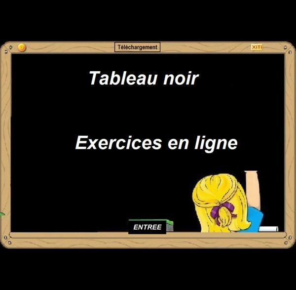 Exercices en ligne cycle 3