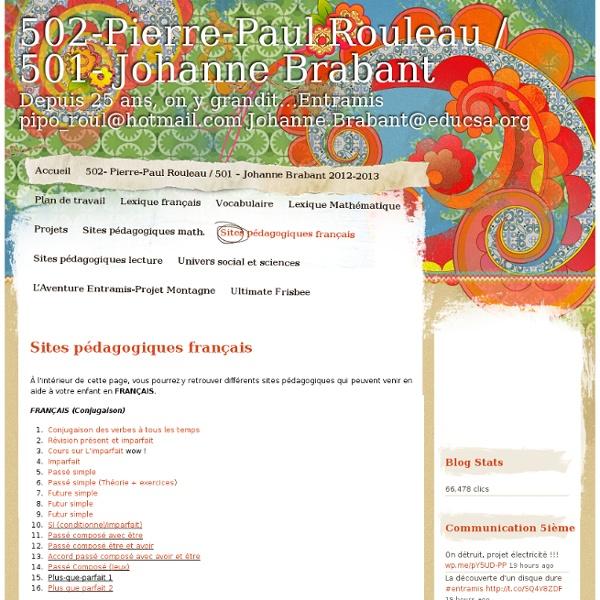 502-Pierre-Paul Rouleau / 501- Johanne Brabant