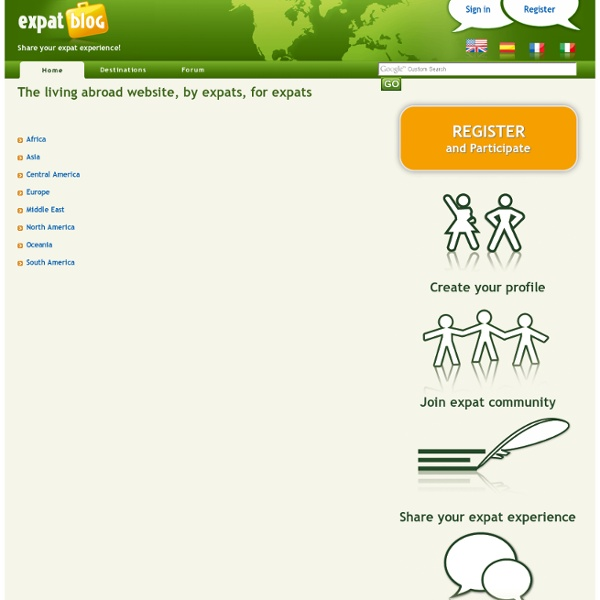 Search Results for 'Expat Community'