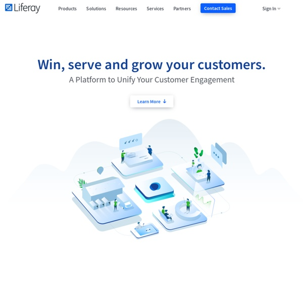 Liferay: Put people at the heart of your business