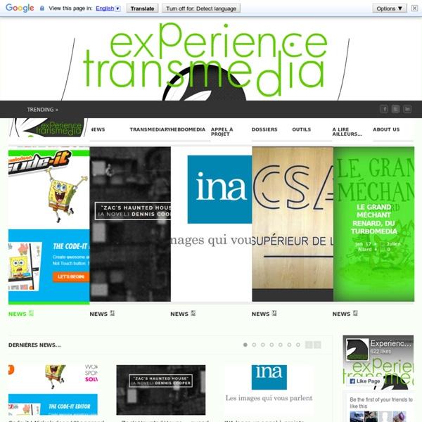 Experience Transmedia