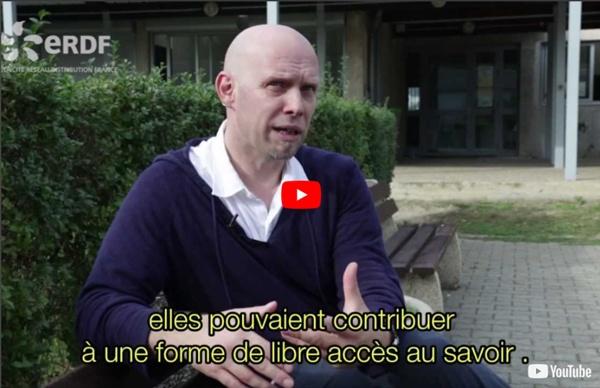 Expérimentation Tablettes École2demain / ERDF (VFST)