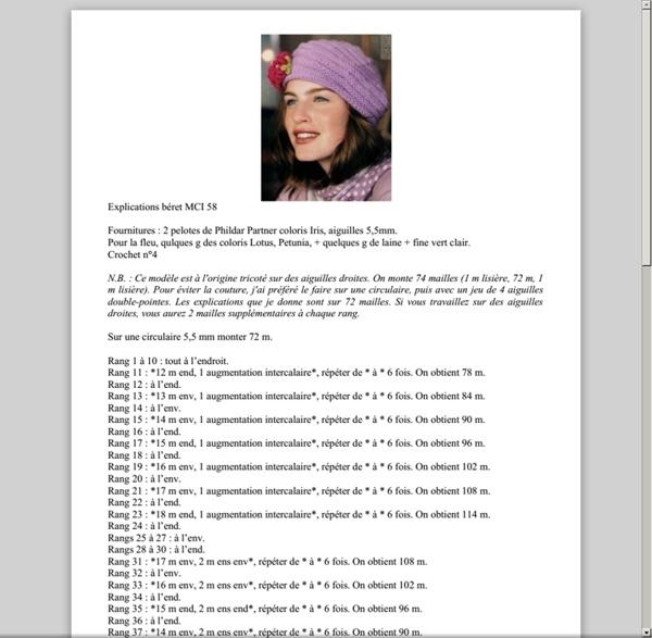 Explications_beret_MCI_58.pdf