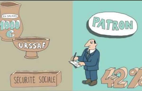 Expliquez-nous... les cotisations sociales