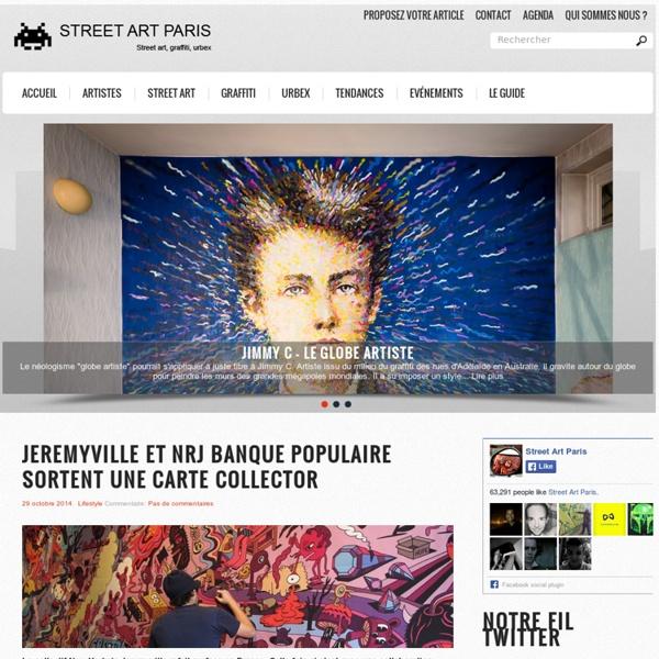 Street art, graffiti, urban exploration, expositions ...