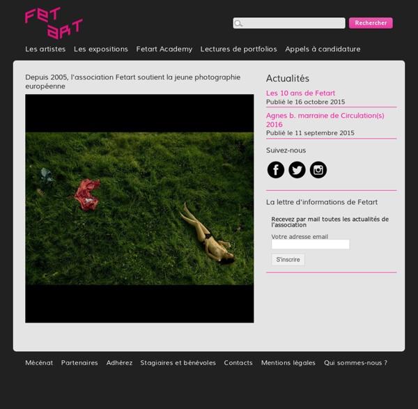 Fetart Expositions et galerie pour la promotion des jeunes photographes