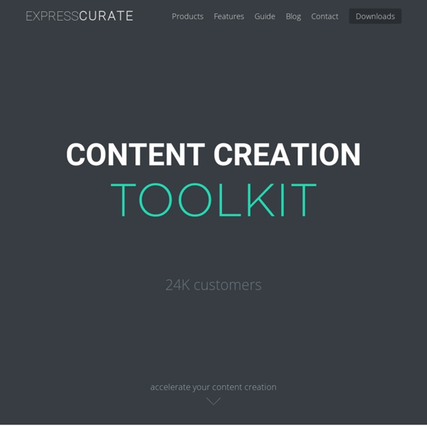 Free Wordpress Content Curation Tools - Plugins & Theme