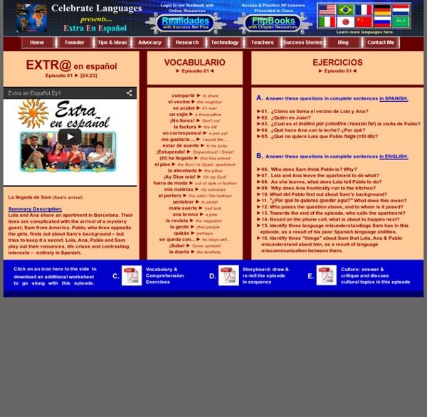 Extra en Español #01