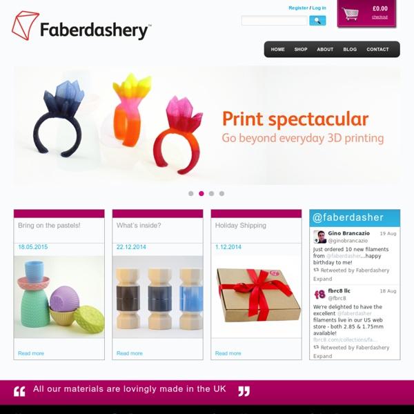 Faberdashery Ltd. -