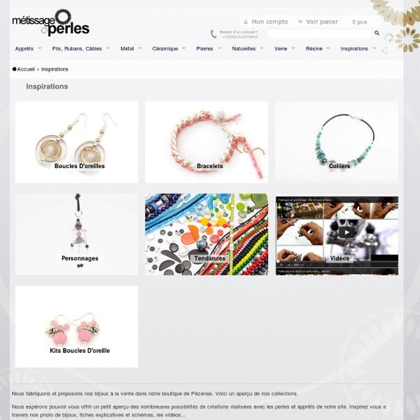Schémas de bijoux gratuits : schema pour la création