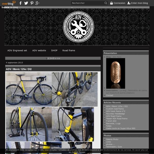 Fixie a l' atelier des vélos