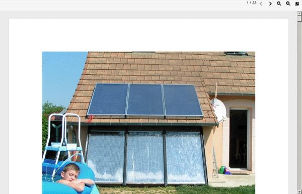 Fabrication d'un capteur solaire sans soudure - fabrication-d-un-capteur-solaire-sans-soudure