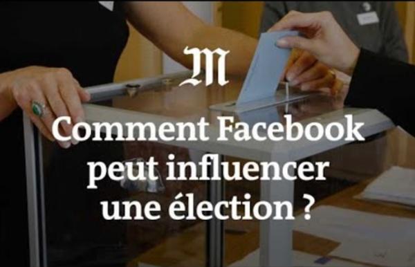 Comment Facebook peut influencer le résultat d'une élection